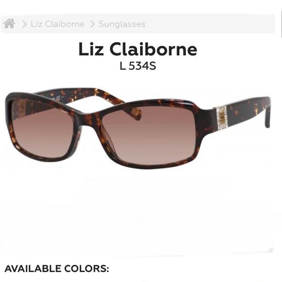 Liz Claiborne Accessories - Liz Claiborne 534/S Sunglasses